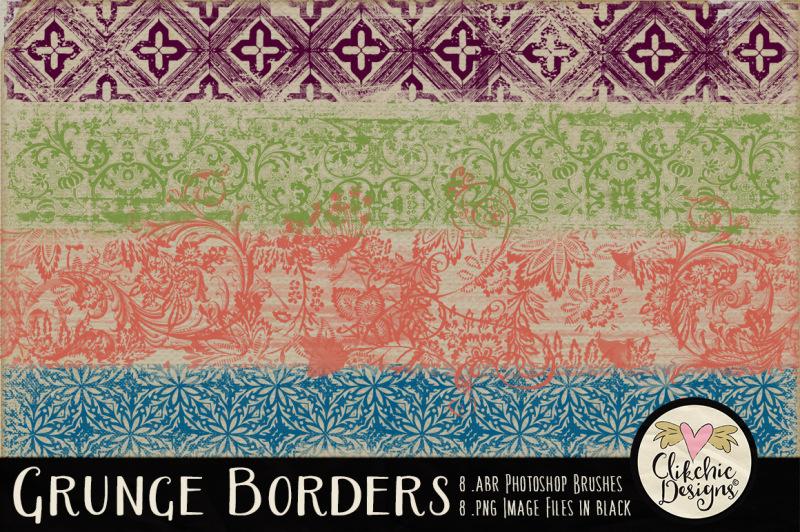 grunge-borders-photoshop-brushes