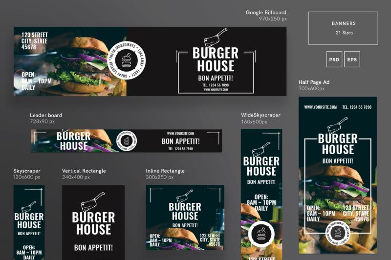 design-templates-bundle-flyer-banner-branding-burger-house