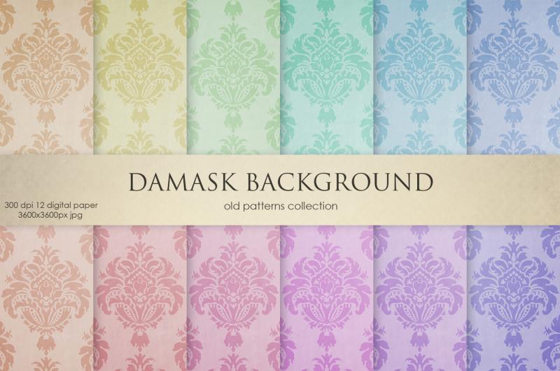 vintage-damask-backgrounds