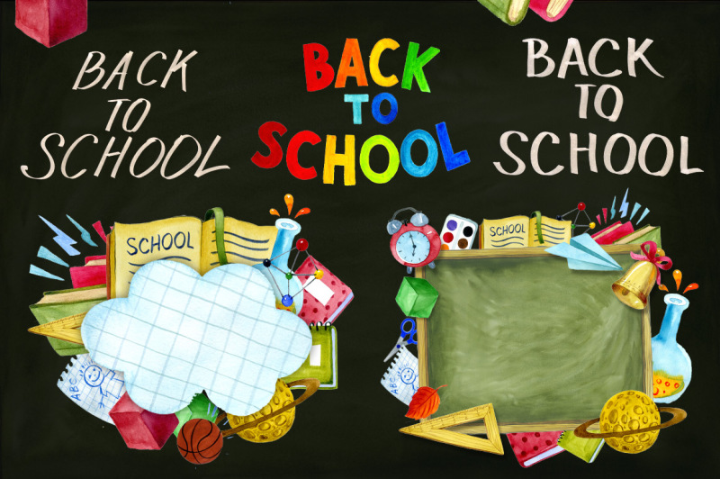 back-to-school-watercolor