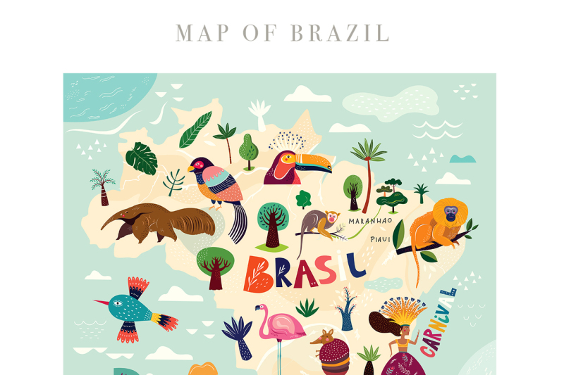 brazil-collection