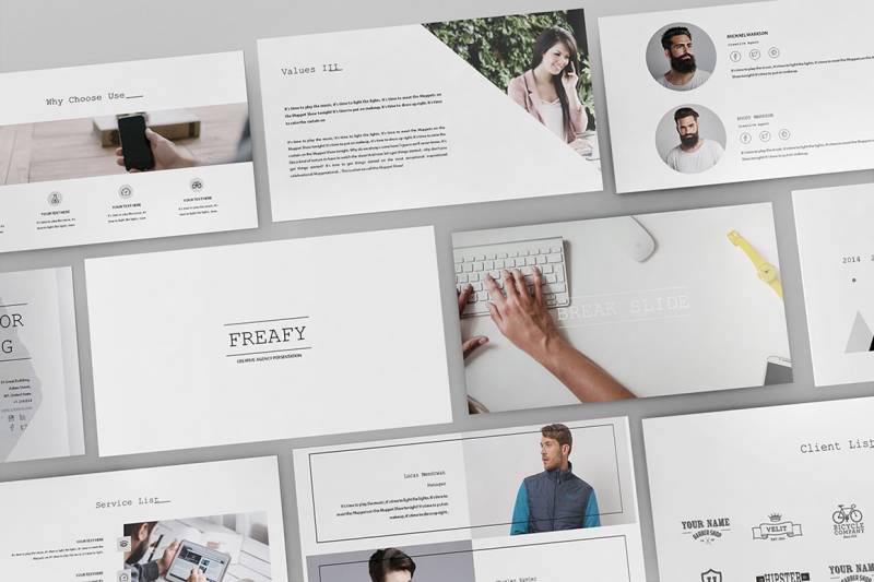 freafy-creative-keynote-template