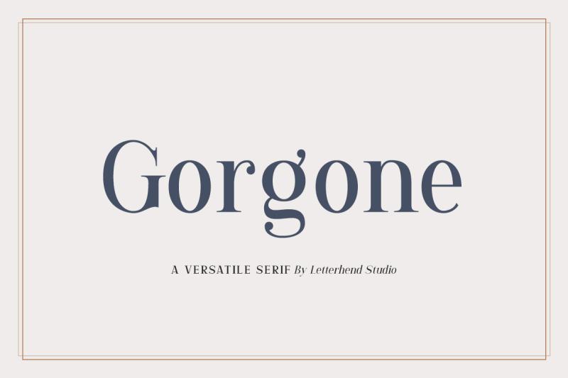 gorgone-a-versatile-serif