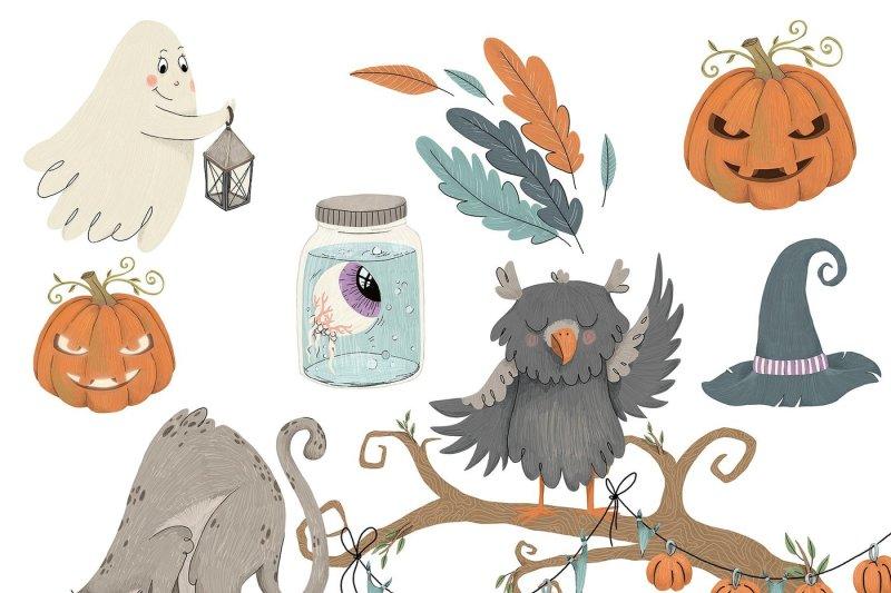 happy-halloween-illustrations
