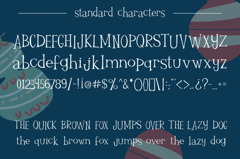 rudolph-s-holiday-party-font