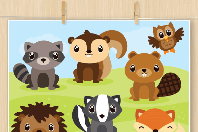forest-animals-vector-clipart