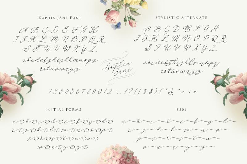 sophia-jane-script