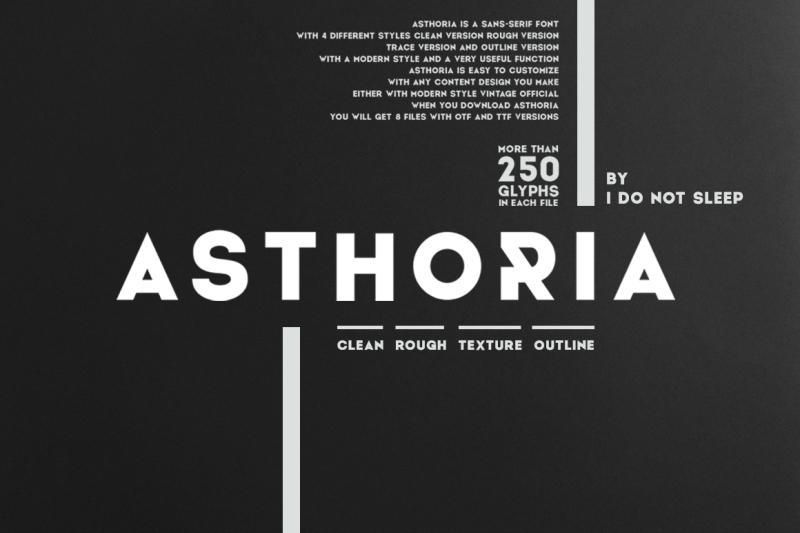 asthoria-sans-serif