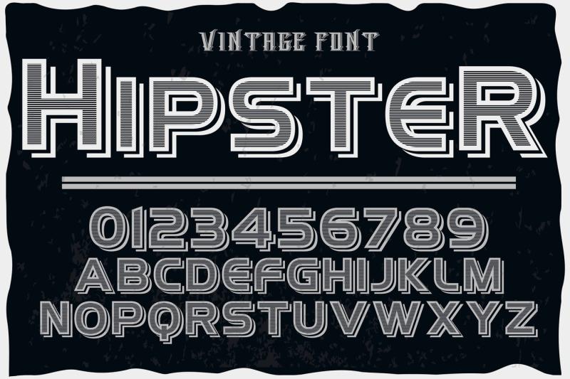 vintage-alphabet-typeface-handcrafted-vector-label-design-hipster
