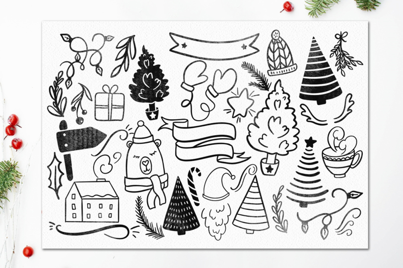 lalalapland-fonts-and-illustrations