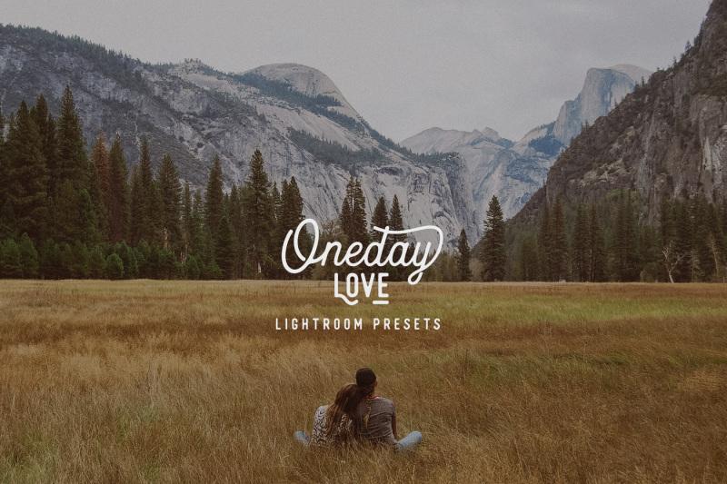 oneday-love-lightroom-presets