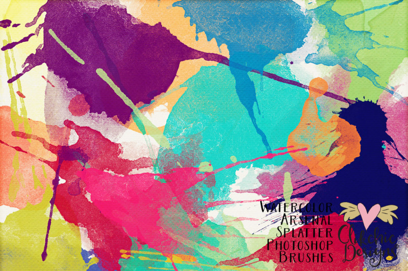 watercolor-arsenal-splatter-photoshop-brushes