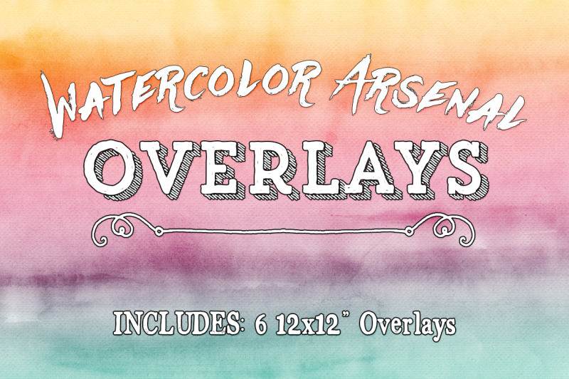 watercolor-arsenal-overlays