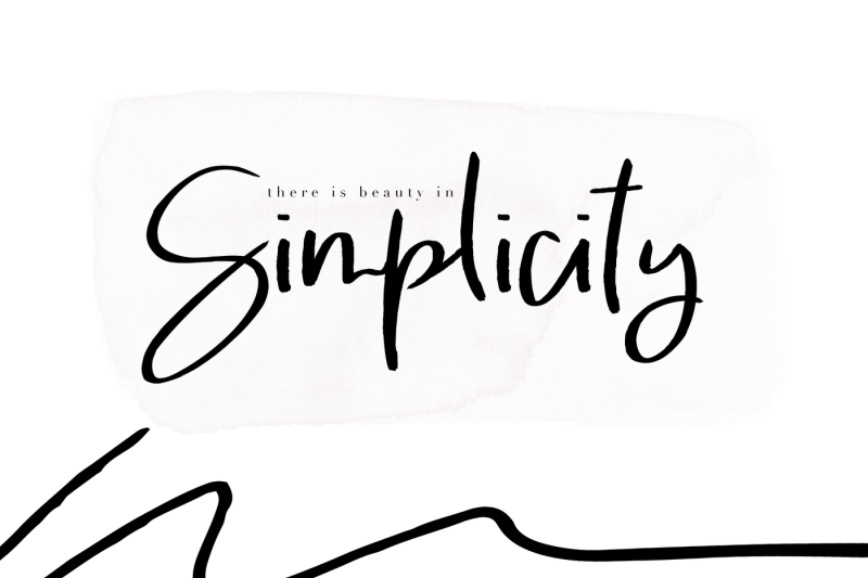 mademoiselle-chic-brush-font
