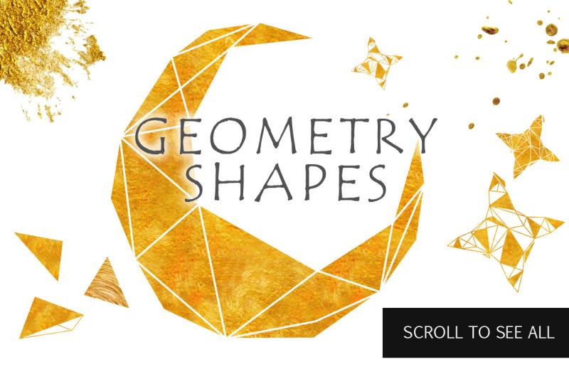 gold-geometry-shapes-vol-2
