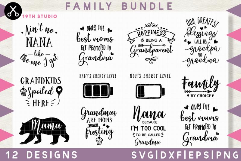 family-svg-bundle-m15