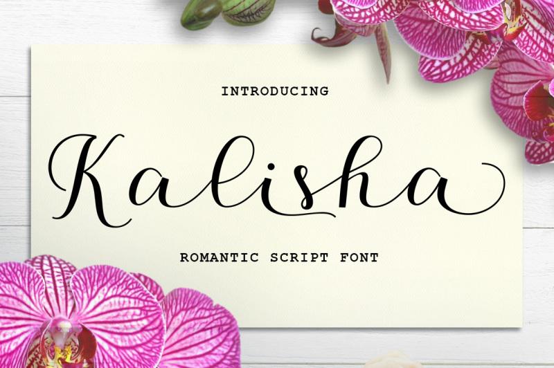 kalisha-script