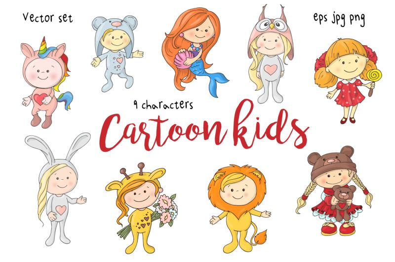 cartoon-kids