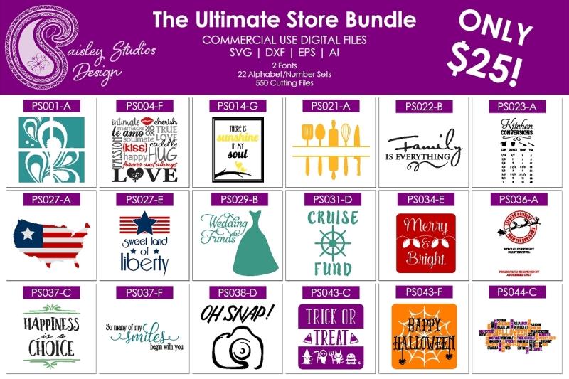paisley-studios-ultimate-store-bundle