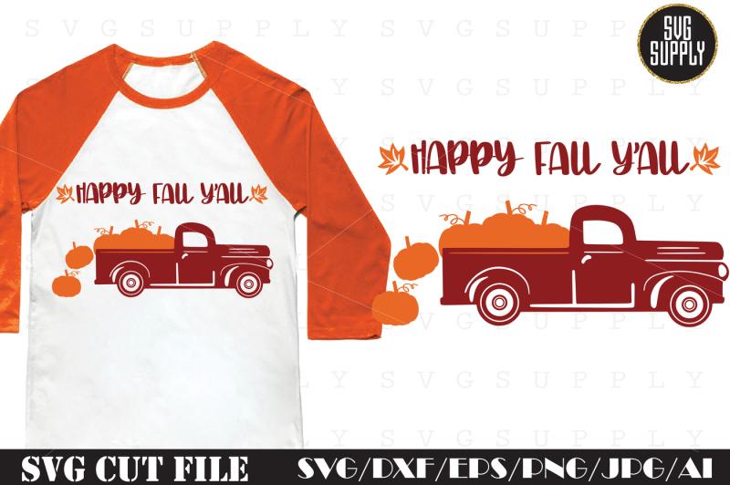 happy-fall-y-all-truck-svg-cut-file
