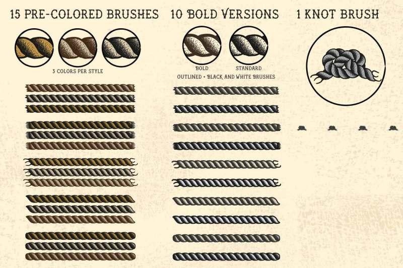 sailor-mate-039-s-rope-brushes-ii
