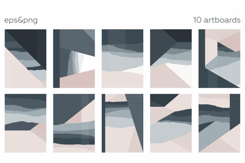 minimalist-elegant-pattern-set-included-2-font-styles