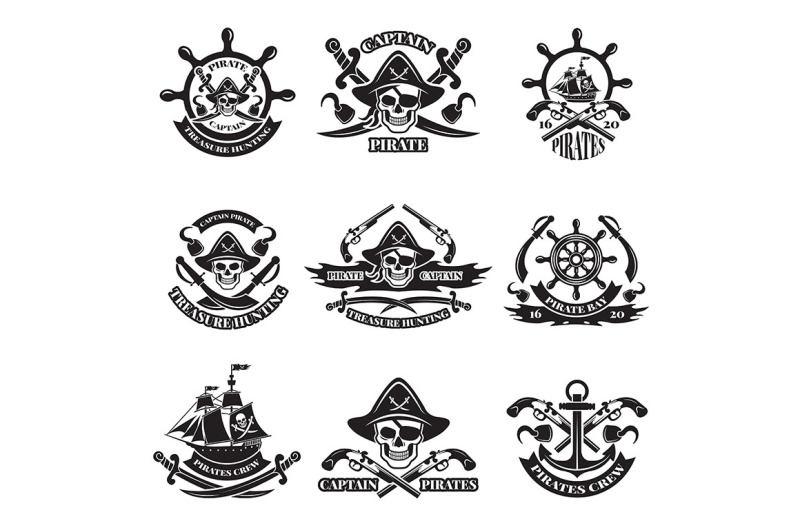 monochrome-pictures-of-pirate-labels