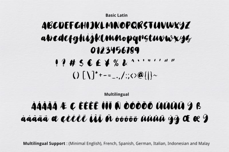 matte-brush-font