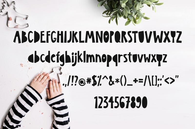 kazuka-kids-font