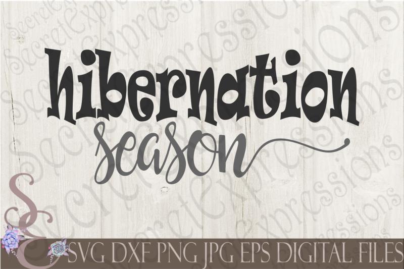 hibernation-season