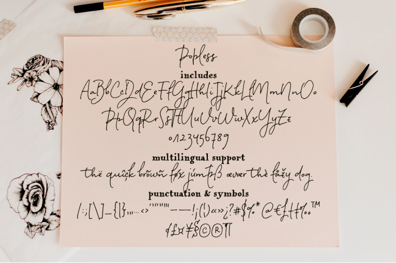 popless-a-font-duo