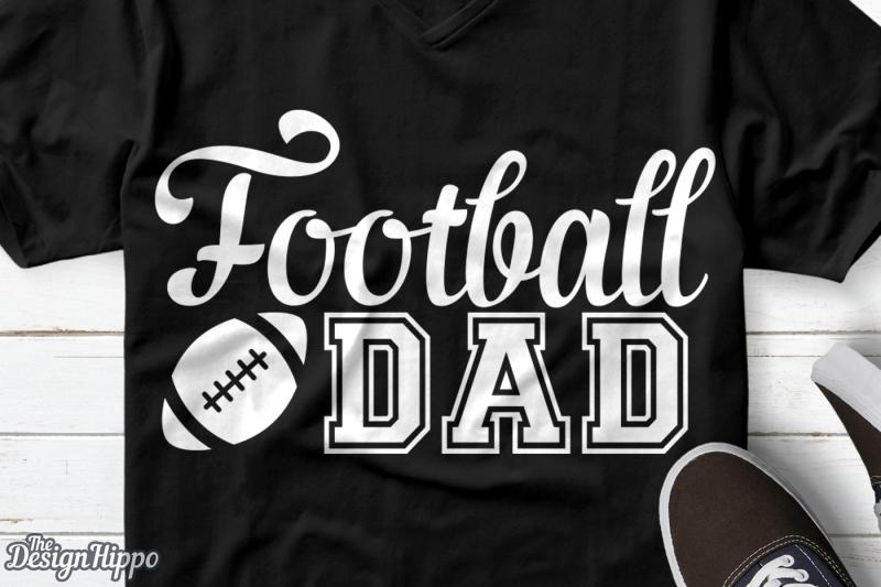 football-dad-svg-football-png-dad-dxf-sports-svg-cricut-cut-files