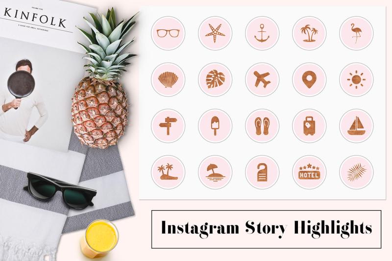 travel-instagram-story-highlights