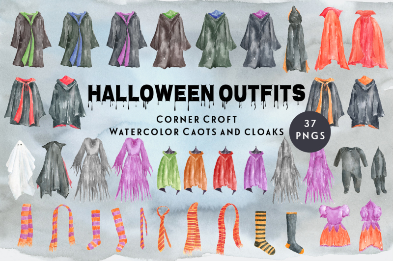 watercolor-holloween-outfit-clipart