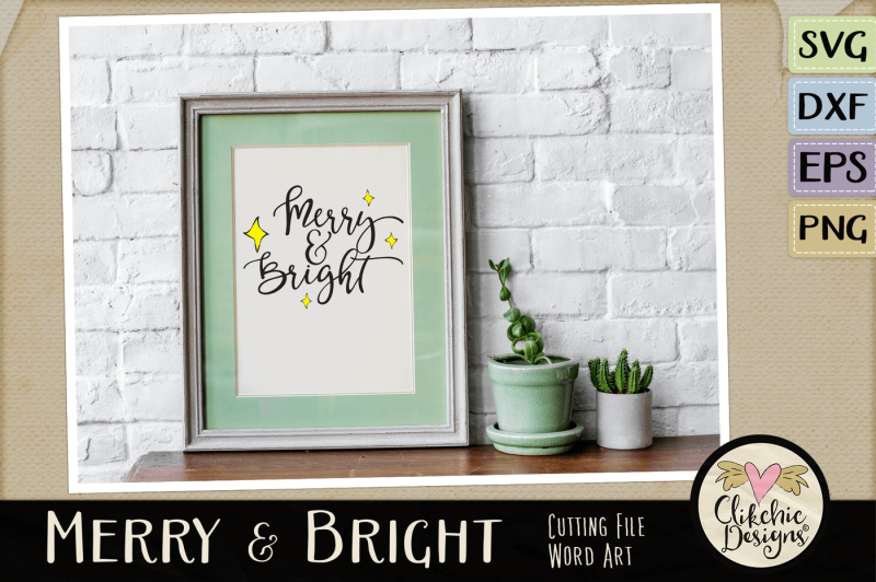 merry-and-bright-svg-christmas-word-art