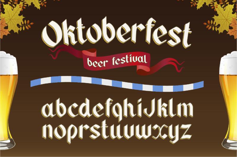 oktoberfest-otf-gothic-font