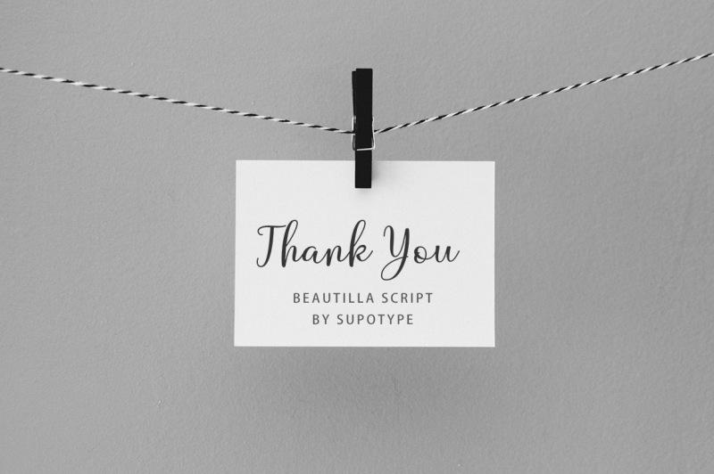 beautilla-script
