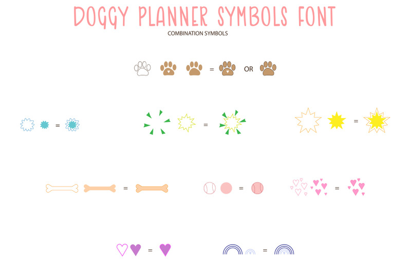 doggy-planner-font