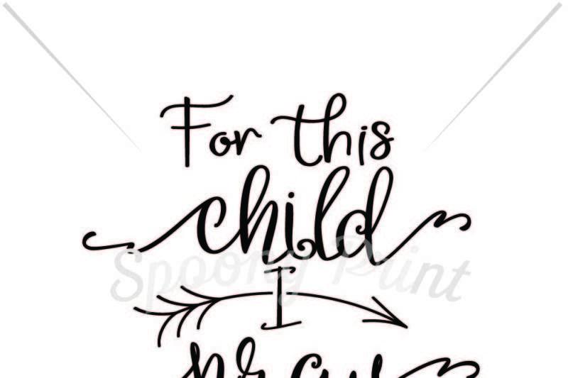 for-this-child-i-pray