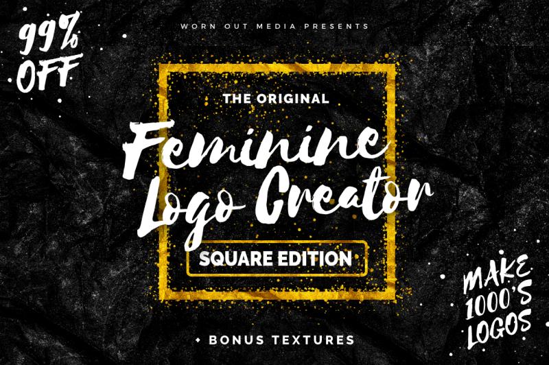 feminine-logo-creator-square-edition
