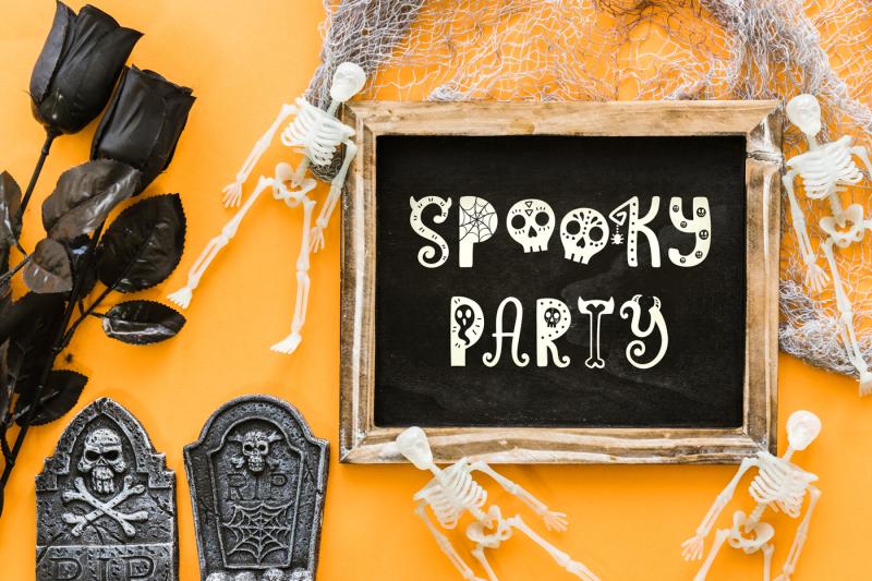 funny-halloween-font