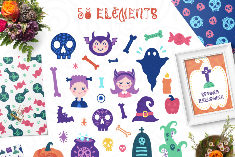halloween-clipart-collection
