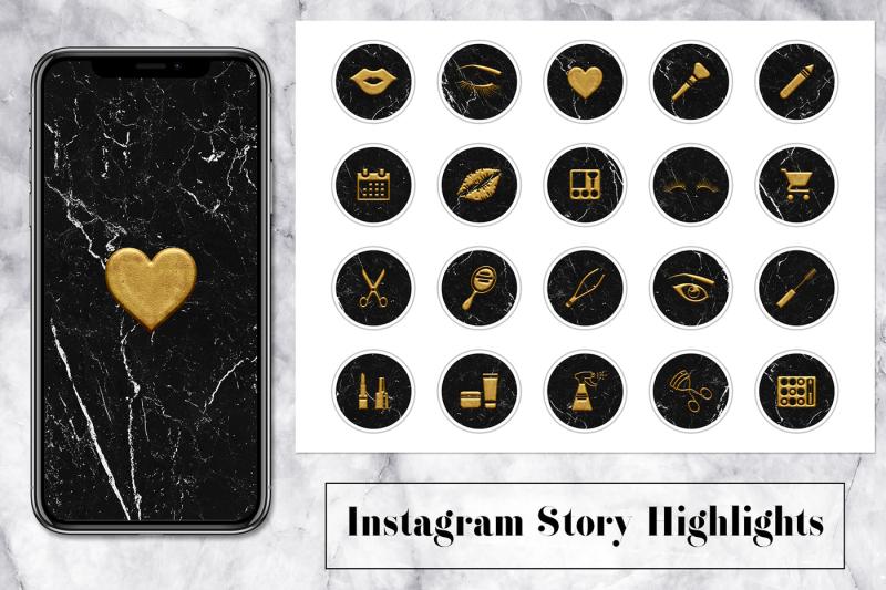 makeup-artist-instagram-icons