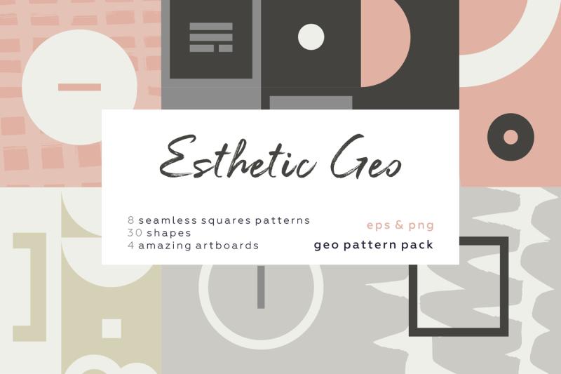 esthetic-geometric-elegant-pattern-set