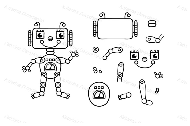 robot-body-parts-for-kids-to-put-together