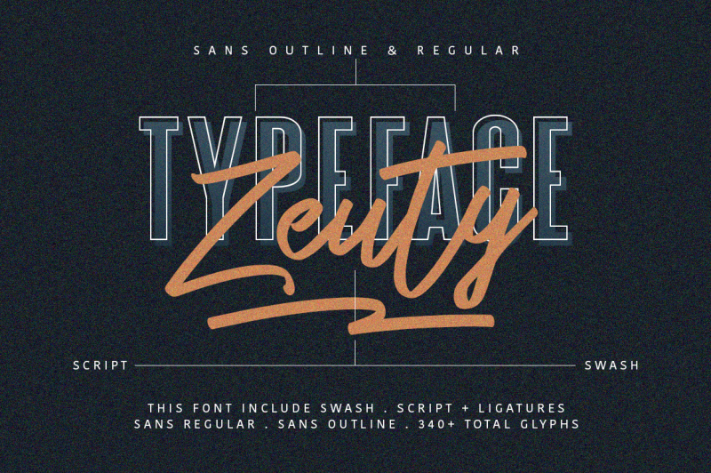 zeuty-typeface-collection