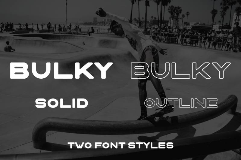 bulky-display-typeface-2-styles