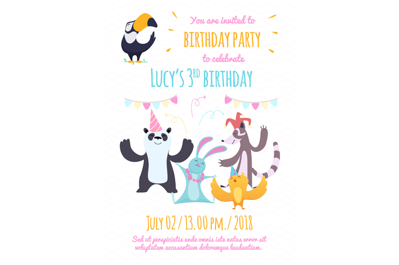 design-template-of-invitation-to-kids-party