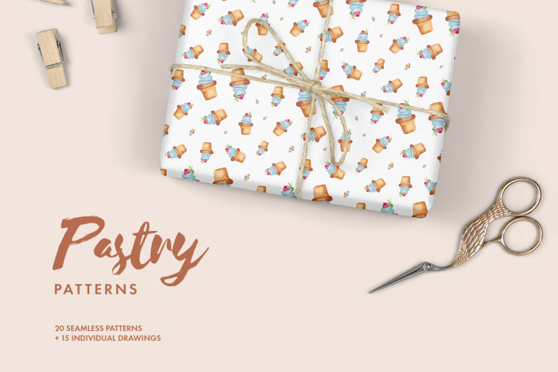 watercolor-pastry-patterns