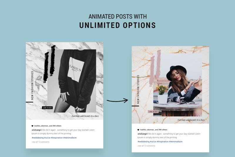 canva-instagram-hand-drawn-posts-canva-instagram-post-templates